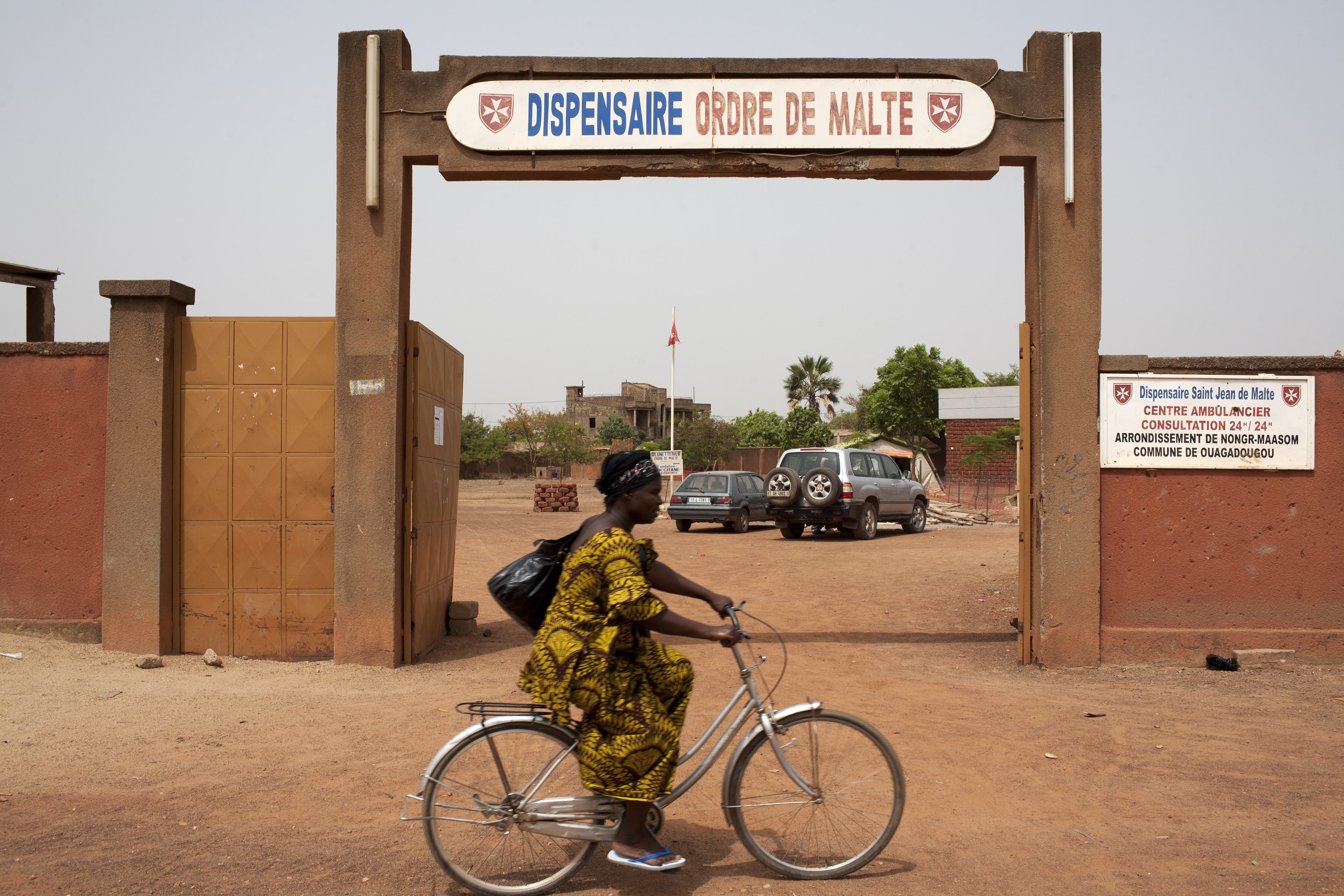 Dispensaire Burkina Faso